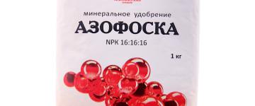Применение удобрения Азофоска для огурцов 