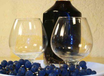 Как сделать вино из винограда в домашних условиях