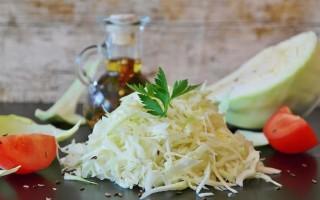 Вкусная маринованная капуста за 5 минут