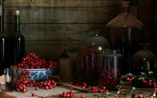 Советы по приготовлению вишневого вина в домашних условиях