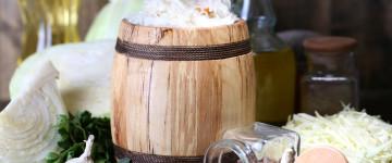 Популярные рецепты засолки капусты в бочке