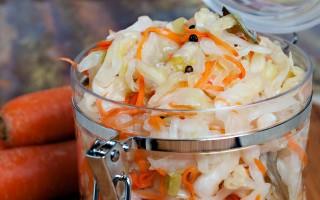 Вкусные рецепты засолки капусты в банках холодным способом