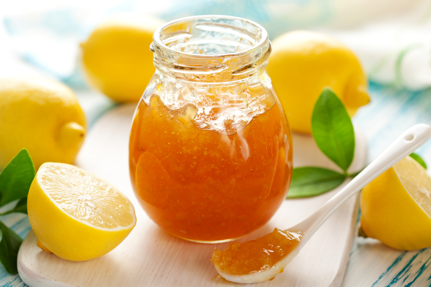 варенье из айвы с лимоном