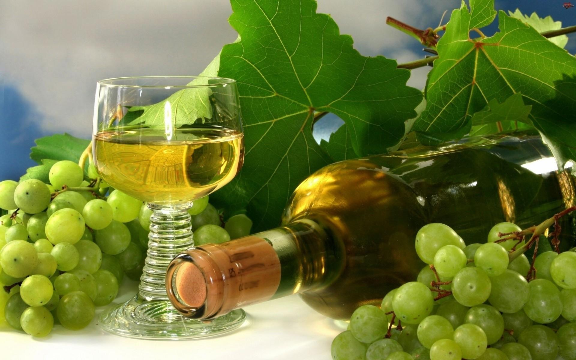 вина из листьев винограда